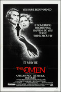 "Movie Posters:Horror, The Omen (20th Century Fox, 1976). One Sheet (27"" X 41"") Style F. Horror.. ..."