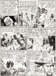 Al Williamson Tales From The Crypt #31 Story Page 3 Original Art (EC, 1952)