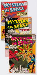 Silver Age (1956-1969):Science Fiction, Mystery in Space Group of 21 (DC, 1959-64) Condition: Average VG+.... (Total: 21 Comic Books)