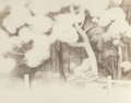 Fine Art - Work on Paper:Drawing, Janet Culbertson (American, 20th Century). The Forrest.Silverpoint on paper. 21-3/4 x 27-1/2 inches (55.2 x 69.9 cm) (s...
