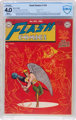 Flash Comics #104 (DC, 1949) CBCS Restored VG 4.0 (Moderate/Extensive Professional) White pages
