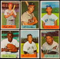 Baseball Cards:Sets, 1954 Bowman Baseball Partial Set (162/224). . ...