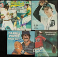 Autographs:Others, 1970's - 1980's Sporting News Signed Covers Lot of 16.. ...