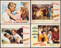 "Movie Posters:War, O.S.S. & Others Lot (Paramount, 1946). Lobby Cards (4) (11"" X14""). War.. ... (Total: 4 Items)"