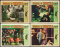 """Movie Posters:Horror, Horror of Dracula (Universal International, 1958). Lobby Cards (4) (11"""" X 14""""). Horror.. ... (Total: 4 Items)"""