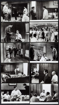 "High and Low (Toho, 1963). Original Japanese Photos (20) (6.25"" X 5""). Foreign. ... (Total: 20 Items)"