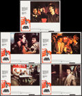 "Movie Posters:Crime, Mean Streets (Warner Brothers, 1973). Lobby Cards (5) (11"" X 14""). Crime.. ... (Total: 5 Items)"