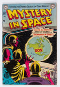 Golden Age (1938-1955):Science Fiction, Mystery in Space #13 (DC, 1953) Condition: FN+....