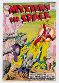 Silver Age (1956-1969):Science Fiction, Mystery in Space #54 (DC, 1959) Condition: FN/VF....