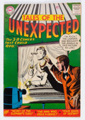 Silver Age (1956-1969):Horror, Tales of the Unexpected #8 (DC, 1956) Condition: FN+....
