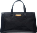 Luxury Accessories:Bags, Louis Vuitton Set of Two; Navy Monogram Vernis Wilshire PM...