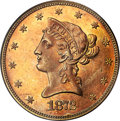 Liberty Eagles, 1872 $10 MS64 PCGS....