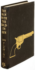 Books:Mystery & Detective Fiction, Ian Fleming. The Man with the Golden Gun. London: JonathanCape, 1965. First edition....