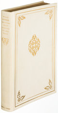 Books:Literature 1900-up, Willa Cather. Death Comes for the Archbishop. New York: Alfred A. Knopf, 1927. First edition, Japan Vellum issue, li...
