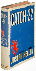 Books:Literature 1900-up, Joseph Heller. Catch-22. New York: Simon and Schuster, 1961. First edition, signed by the author on the title-pa...