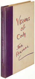Books:Literature 1900-up, Jack Kerouac. Excerpts from Visions of Cody. [New York: NewDirections, 1959]. First edition, limited to 750 copies,...