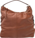 Luxury Accessories:Bags, Gucci Brown Smooth Leather Large Village Hobo Bag
