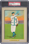 Baseball Cards:Singles (Pre-1930), 1910-11 T3 Turkey Red Harry McIntyre (Brooklyn & Chicago) ...