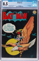 Batman #17 (DC, 1943) CGC VF+ 8.5 Off-white to white pages