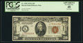 Small Size:World War II Emergency Notes, Fr. 2305 $20 1934A Hawaii Federal Reserve Note. PCGS ApparentExtremely Fine 40.. ...