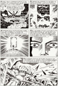 Original Comic Art:Panel Pages, Jack Kirby and Mike Royer 2001: A Space Odyssey #4 Page 11Original Art (Marvel, 1977)....