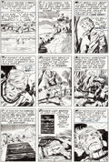 Original Comic Art:Panel Pages, Jack Kirby and Frank Giacoia 2001: A Space Odyssey #1 Pages30-31 Original Art (Marvel, 1976).... (Total: 2 Original Art)