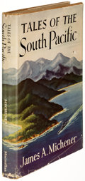Books:Literature 1900-up, James Michener. Tales of the South Pacific. New York: The Macmillan Company, 1947. First edition, inscribed by the...