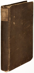 Books:Literature Pre-1900, Clement C[larke]. Moore, LL.D. Poems. New York: Bartlett& Welford, 1844. First edition with the first book appe...
