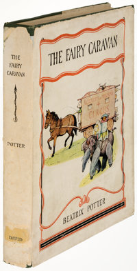 Beatrix Potter. The Fairy Caravan. Philadelphia: David McKay Company, [1929]. First edition, au