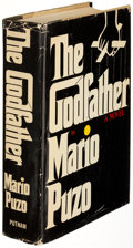 Books:Literature 1900-up, Mario Puzo. The Godfather. New York: G. P. Putnam's Sons,[1969]. First edition, presentation copy, inscribed by t...