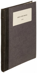 Books:Literature 1900-up, James Joyce. Ibsen's New Drama. London: Ulysses Bookshop, [1930]. First edition, limited to forty copies, of whi...
