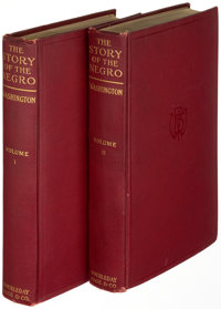 Booker T. Washington. The Story of the Negro. The Rise of the Race from Slavery. New