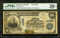 National Bank Notes:Colorado, Haxtun, CO - $10 1902 Plain Back Fr. 632 The First NB Ch. # 11099....