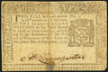 Colonial Notes:New York, New York September 2, 1775 $2 Very Fine-Extremely Fine.. ...