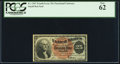 Fractional Currency:Fourth Issue, Fr. 1307 25¢ Fourth Issue PCGS New 62.. ...