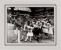 """Movie/TV Memorabilia:Photos, A Group of Black and White Film Stills from """"The Music Man"""" and """"The Baby Maker.""""... (Total: 18 )"""