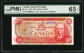 Canadian Currency: , BC-51a $50 1975 with Low Serial Number HA0000124. ...