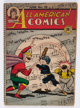 All-American Comics #58 (DC, 1944) Condition: GD/VG