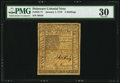 Colonial Notes:Delaware, Delaware January 1, 1776 5s PMG Very Fine 30.. ...