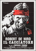 "Movie Posters:Academy Award Winners, The Deer Hunter (Titanus, 1978). Italian 2 - Fogli (39.25"" X 55"").Academy Award Winners.. ..."