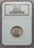 Liberty Nickels: , 1904 5C MS64 NGC. NGC Census: (268/186). PCGS Population: (415/295). MS64. Mintage 21,404,984. ...