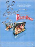 "Movie Posters:Animation, Who Framed Roger Rabbit (Warner Brothers, 1988). French Grande (47"" X 63""). Animation.. ..."
