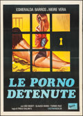 "Movie Posters:Exploitation, Prison for Violent Women & Other Lot (Unifilm, 1977). Italian 2- Foglis (2) (39"" X 55"" & 39.25"" X 55""). Exploitation.. ...(Total: 2 Items)"