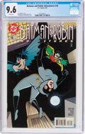 Modern Age (1980-Present):Superhero, Batman and Robin Adventures #16 (DC, 1997) CGC NM+ 9.6 Whitepages....
