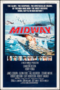 "Movie Posters:War, Midway (Universal, 1976). Poster (40"" X 60""). War.. ..."