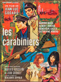 """Movie Posters:Foreign, The Carabineers & Other Lot (Cocinor, 1968). French Grandes (2) (46.25"""" X 62.25"""" & 47"""" X 62""""). Foreign.. ... (Total: 2 Items)"""