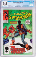 Modern Age (1980-Present):Superhero, The Amazing Spider-Man #289 (Marvel, 1987) CGC NM/MT 9.8 Whitepages....