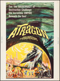 """Movie Posters:Science Fiction, Atragon (American International, 1964). Poster (30"""" X 40""""). ScienceFiction.. ..."""
