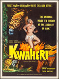 """Movie Posters:Documentary, Kwaheri (Afromerica Films, 1965). Poster (30"""" X 40""""). Documentary.. ..."""