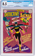 Silver Age (1956-1969):Superhero, Detective Comics #359 (DC, 1967) CGC VF+ 8.5 Off-white to whitepages....